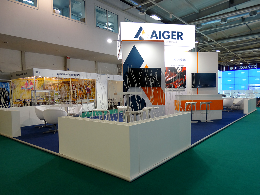 Aiger stand