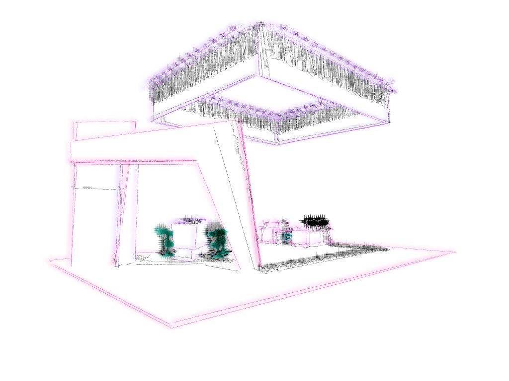 Alfastreet BeGe Expo2015 sketch