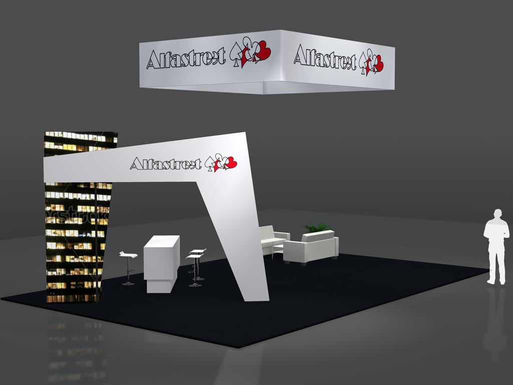Alfastreet BeGe Expo 2015 3D