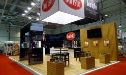 Baristo stand Milano 2017