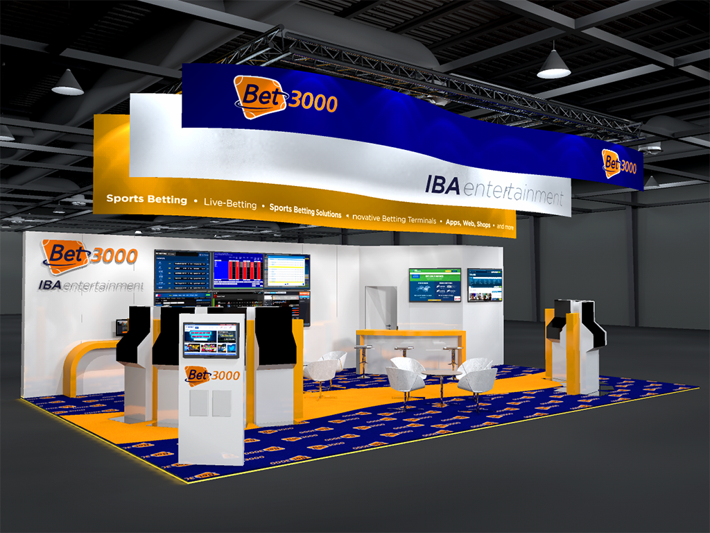 Bet 3000 stand 3D 2017