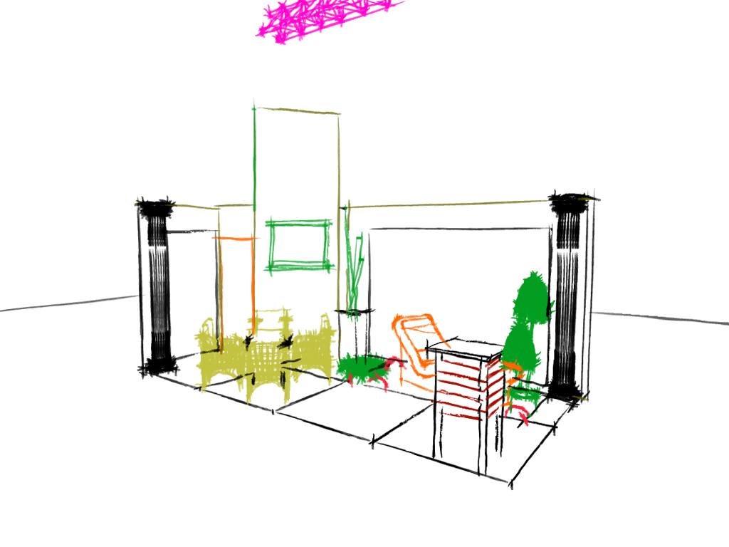 Идеен проект за щанд на Nola 7
