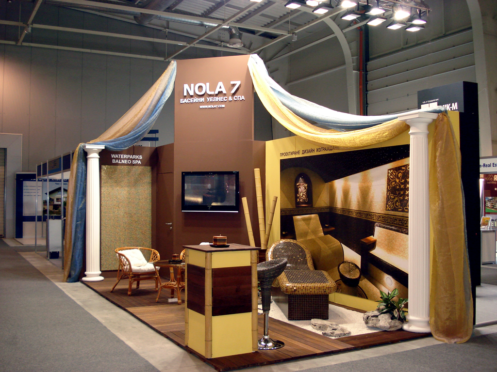 Expo Exhibition Stands For : Stand nola exhibition stands prefixbg