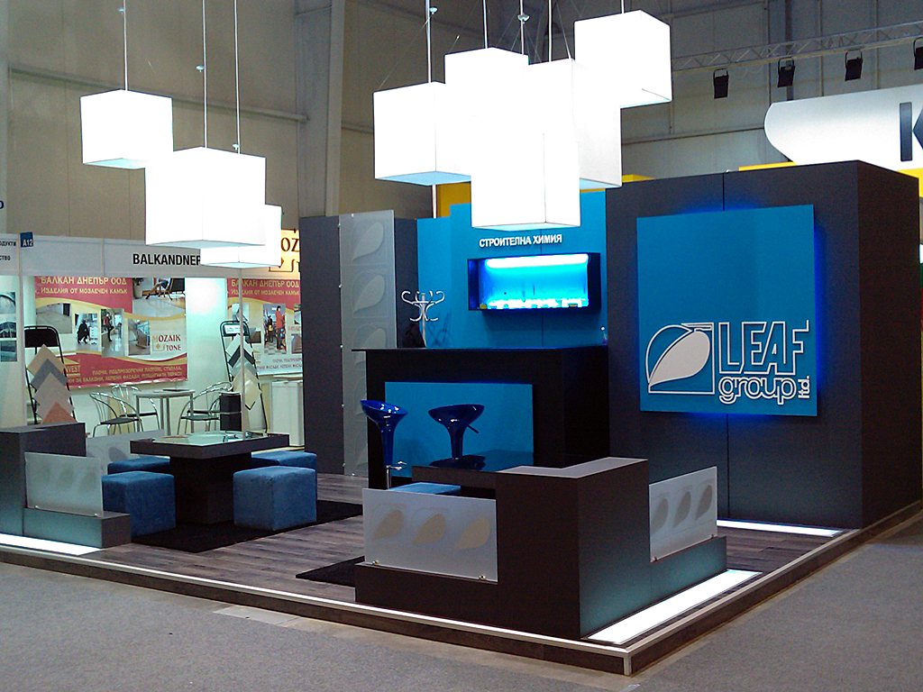 Expo Exhibition Stands Group : Leaf group exhibition stands prefixbg